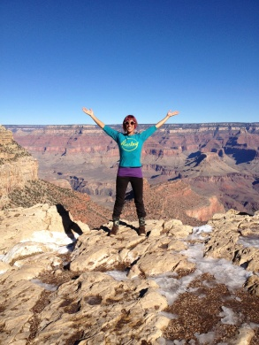 Holly & Grand Canyon