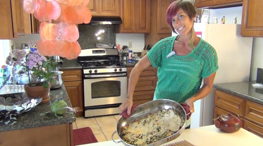 Holly & Veggie Lasagna