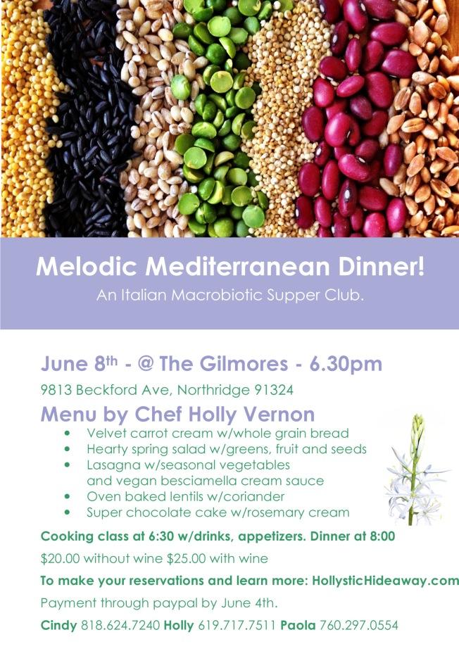 Melodic Mediterranean Invitation
